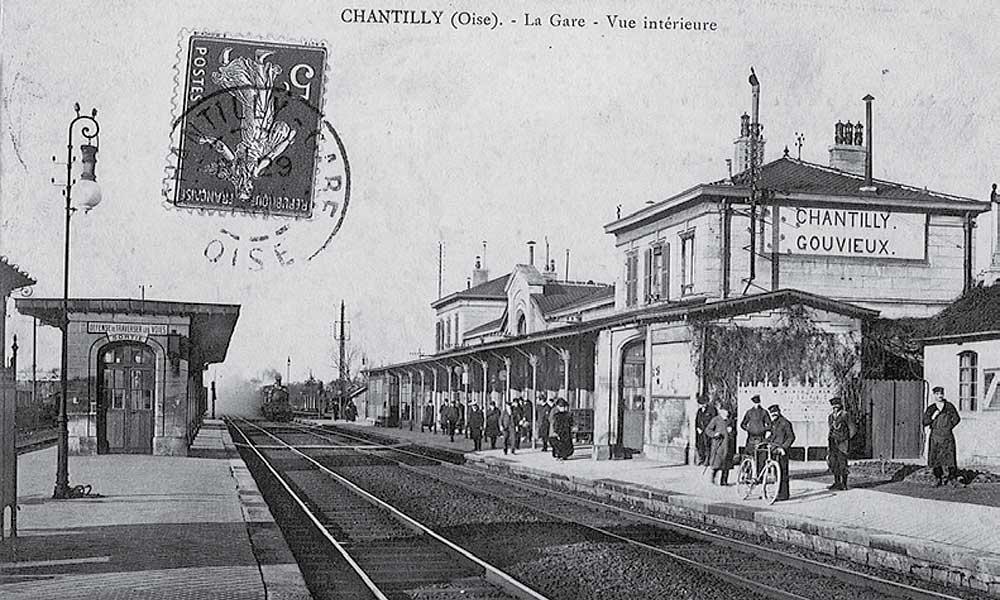 Chantilly centre entra nement france galop histoire - Architecte chantilly ...