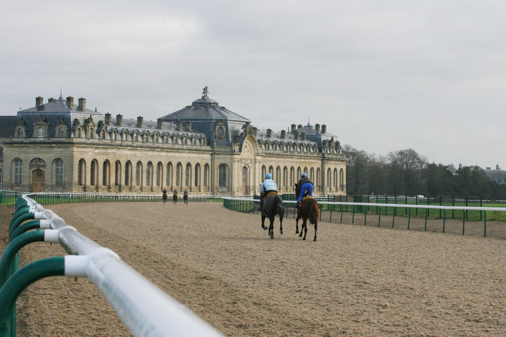 Chantilly - Centre Entraînement France Galop | HISTORY